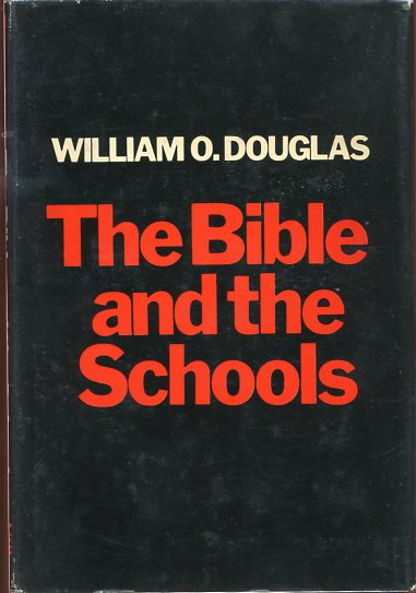 Image for The Bible and the Schools