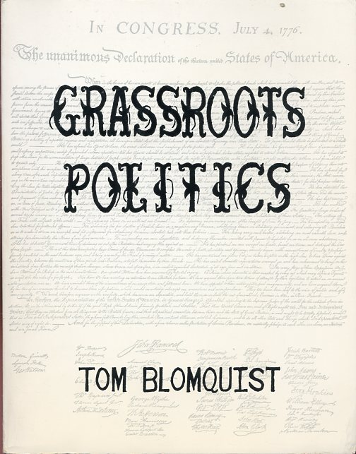 Image for Grassroots Politics