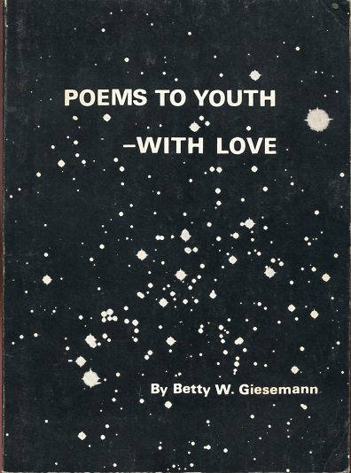 Image for Poems To Youth -With Love (inscribed first edition)