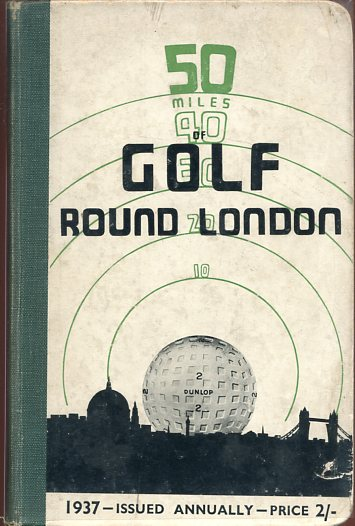 Image for 50 Miles of Golf Round London 1937