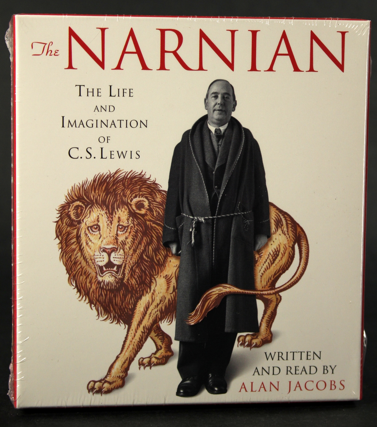 Image for The Narnian: The Life and Imagination of C. S. Lewis (CD)