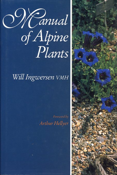 Image for Manual of Alpine Plants