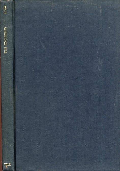 Image for The Excursion: A Study (Volume 114 of Yale Studies in English)