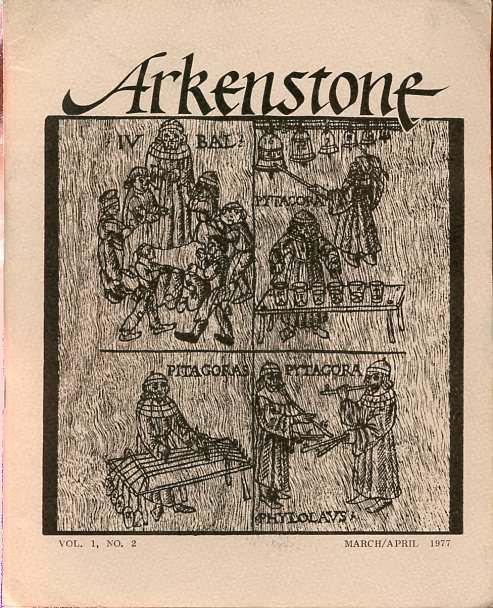 Image for Arkenstone 1997: Volume 1, Issues 1-4 & 6 (Five magazines)