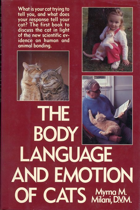 Image for The Body Language and Emotion of Cats