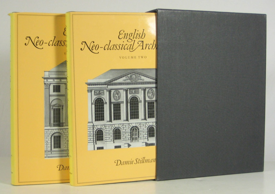 Image for English Neo-Classical Architecture (Studies in Architecture)