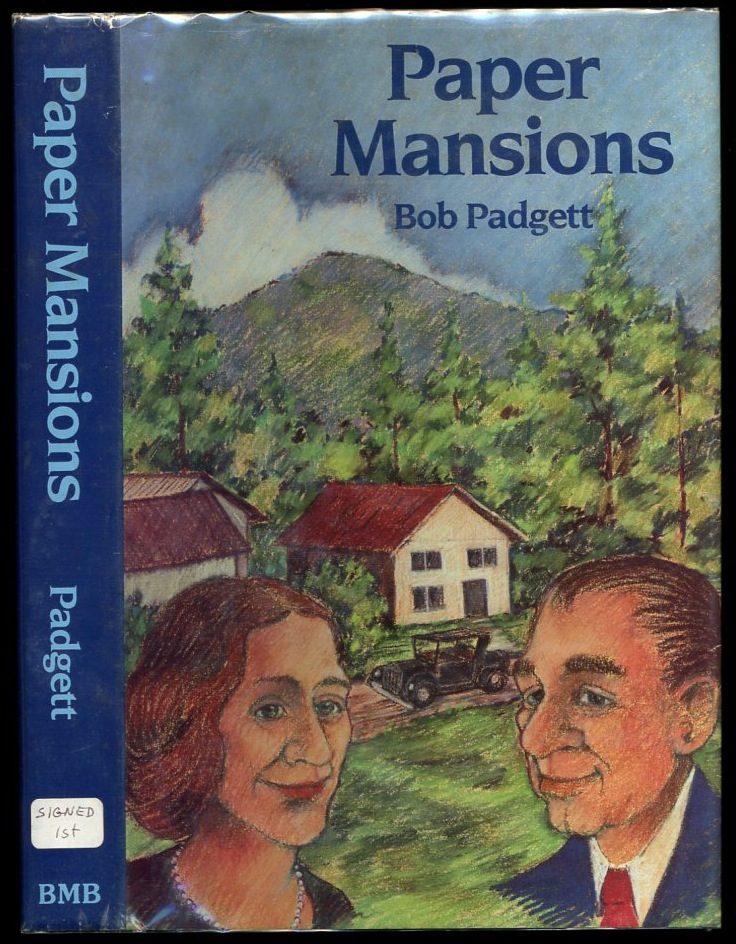Image for Paper Mansions (Signed First Edition)