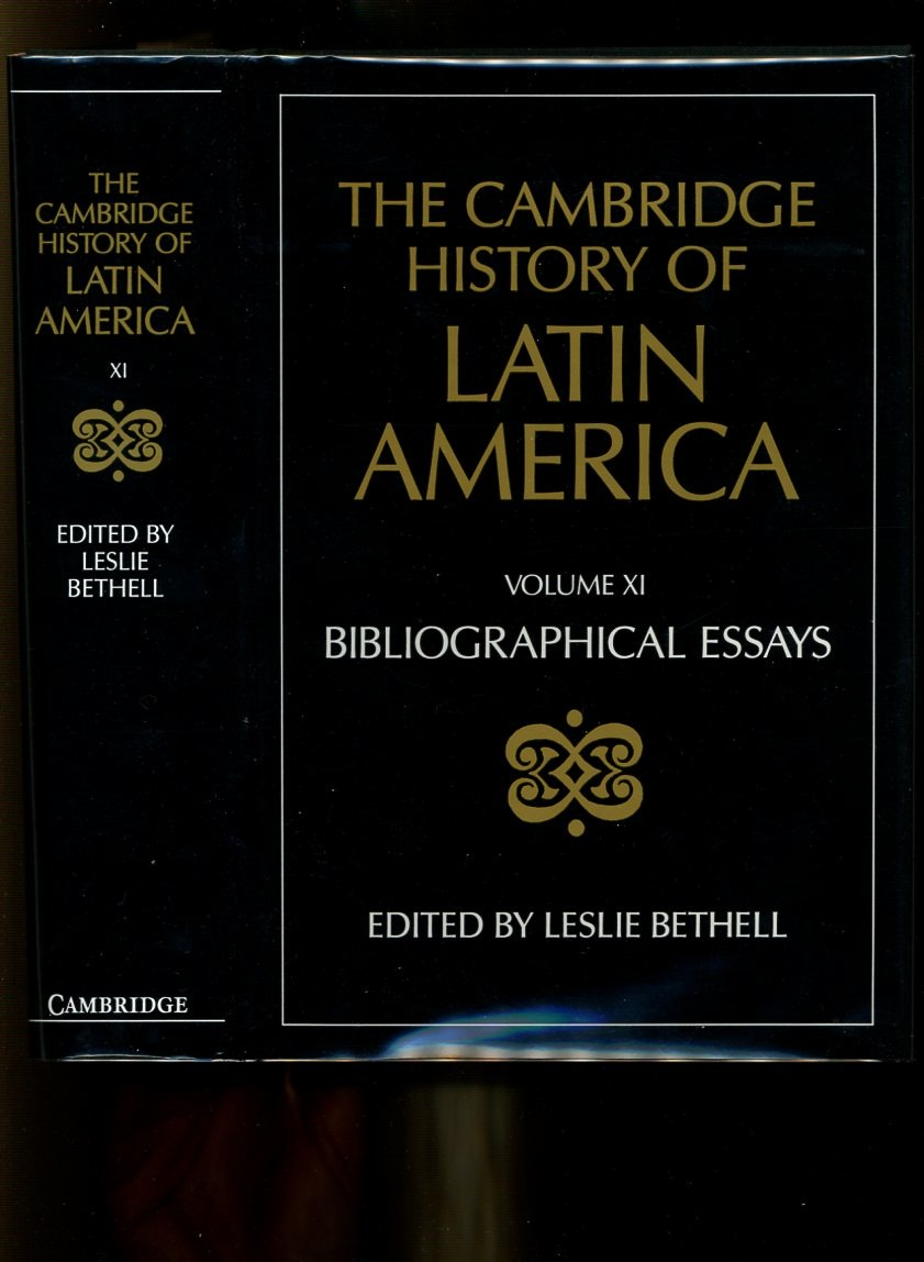 Image for Cambridge History of Latin America, Volume 11: Bibliographical Essays (firsrt edition)