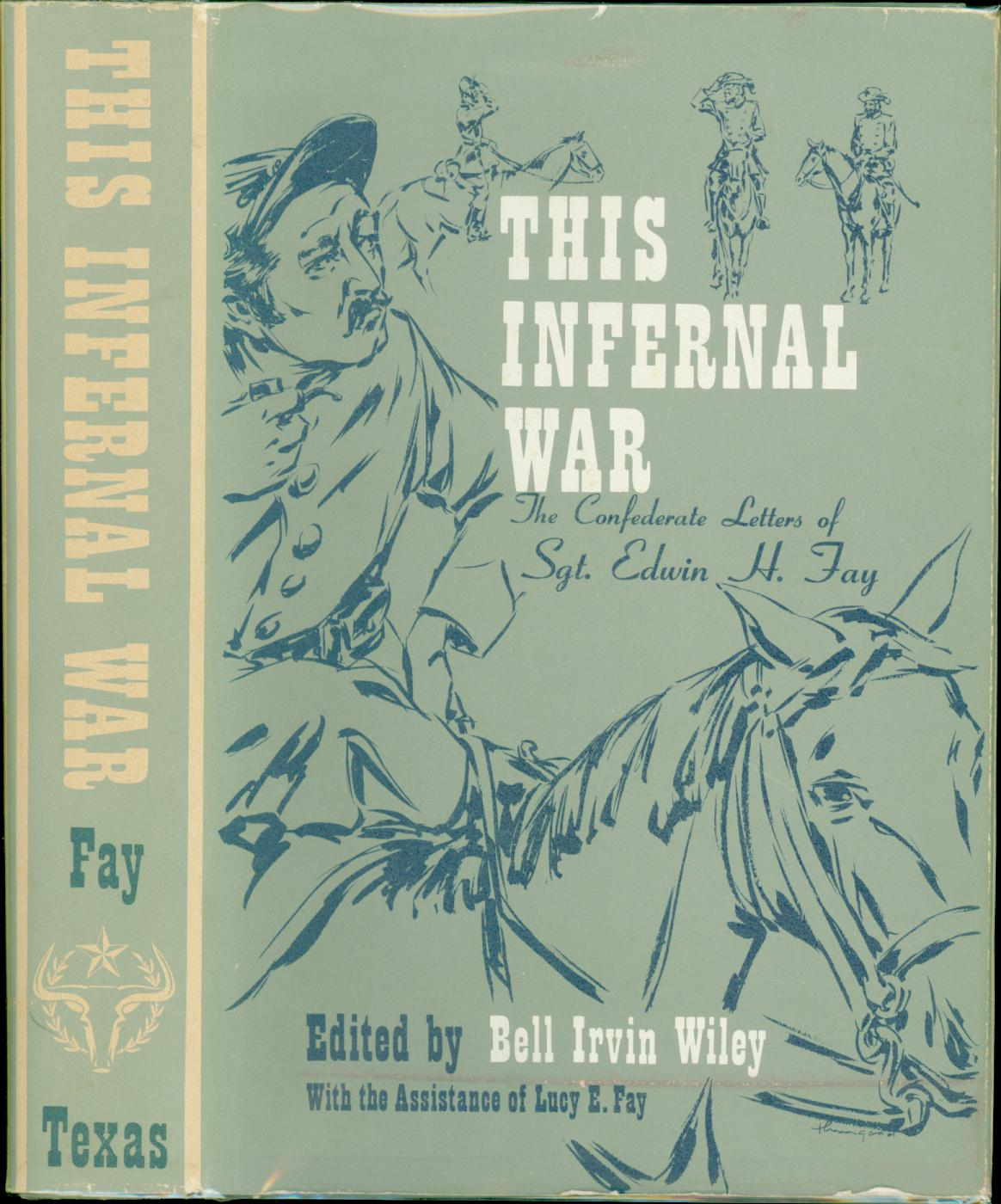 Image for This Infernal War: The Confederate Letters of Sgt. Edwin H. Fay