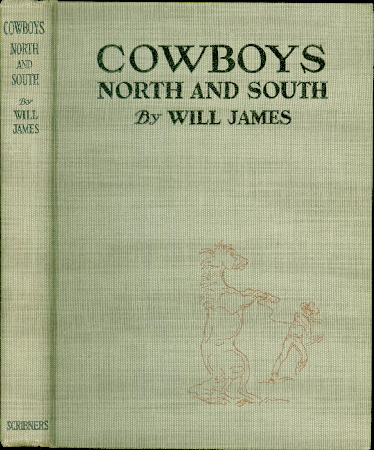 Image for Cowboys North and South