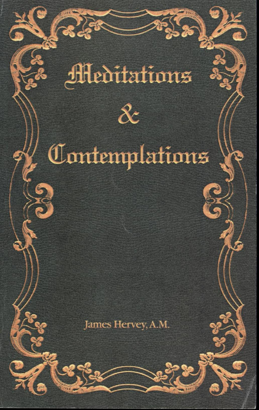 Image for Meditations and Compilations