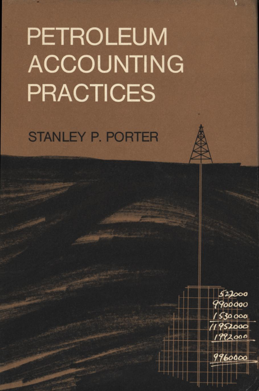 Image for Petroleum Accounting Practices (First Edition)