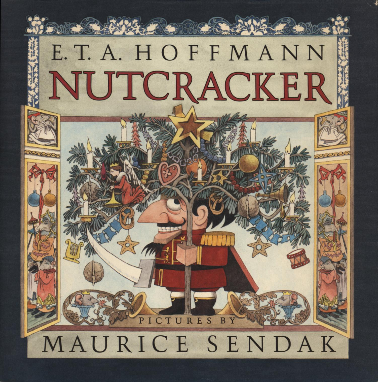 Image for Nutcracker: Translated by Ralph Manheim (Signed First Edition)