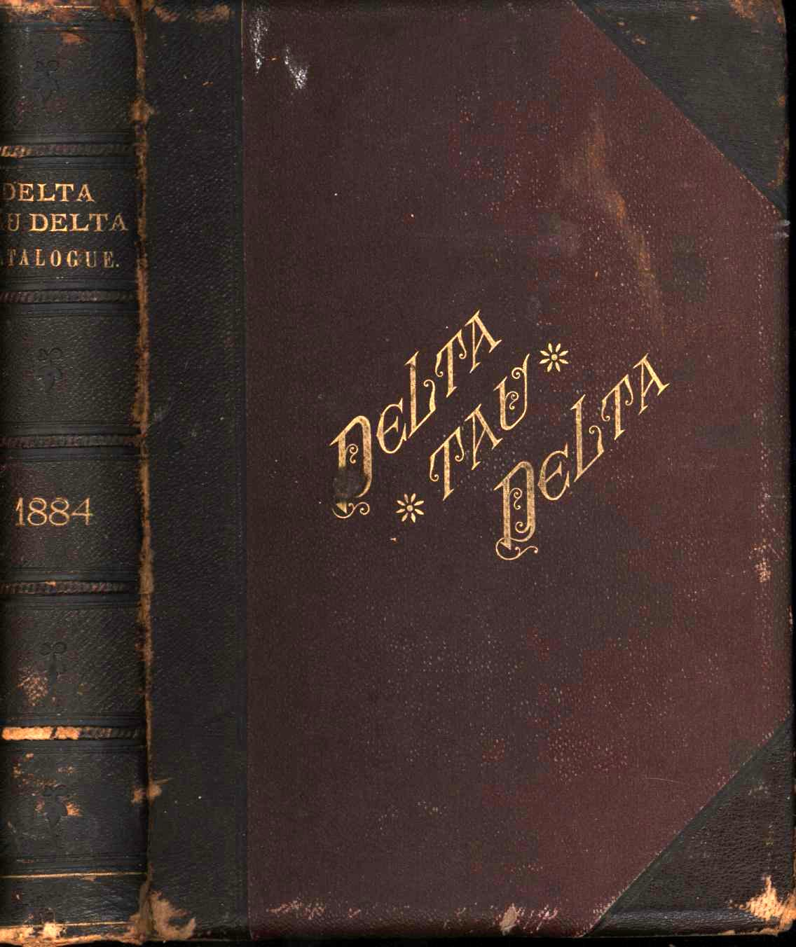 Image for Fifth General Catalogue of the Delta Tau Delta Fraternity
