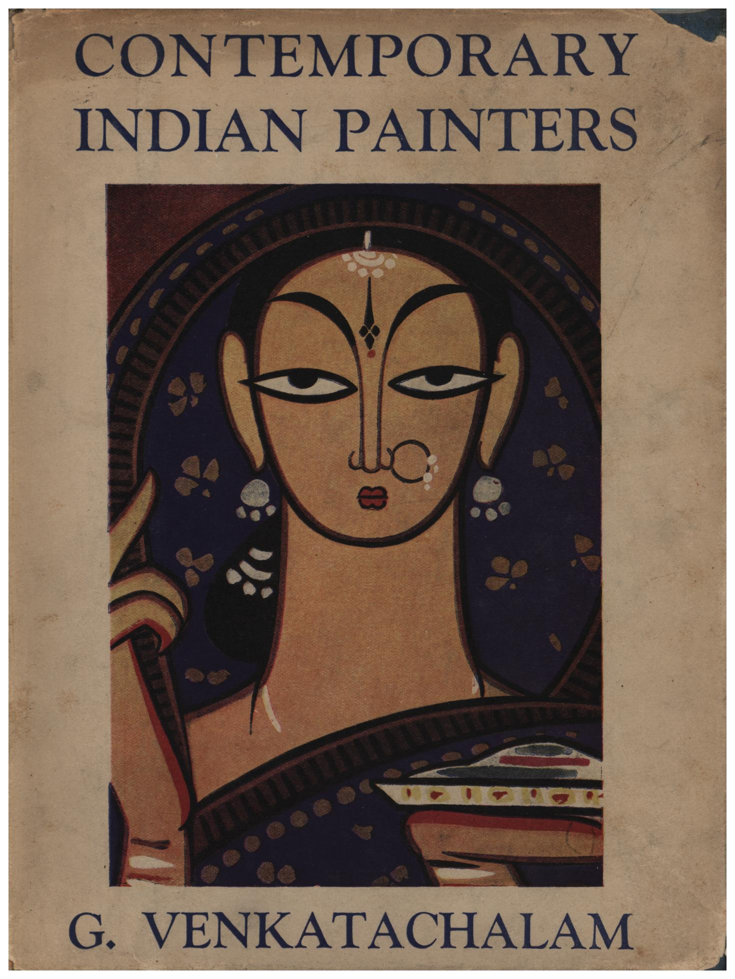 Image for Contemporary Indian Painters (First Edition)
