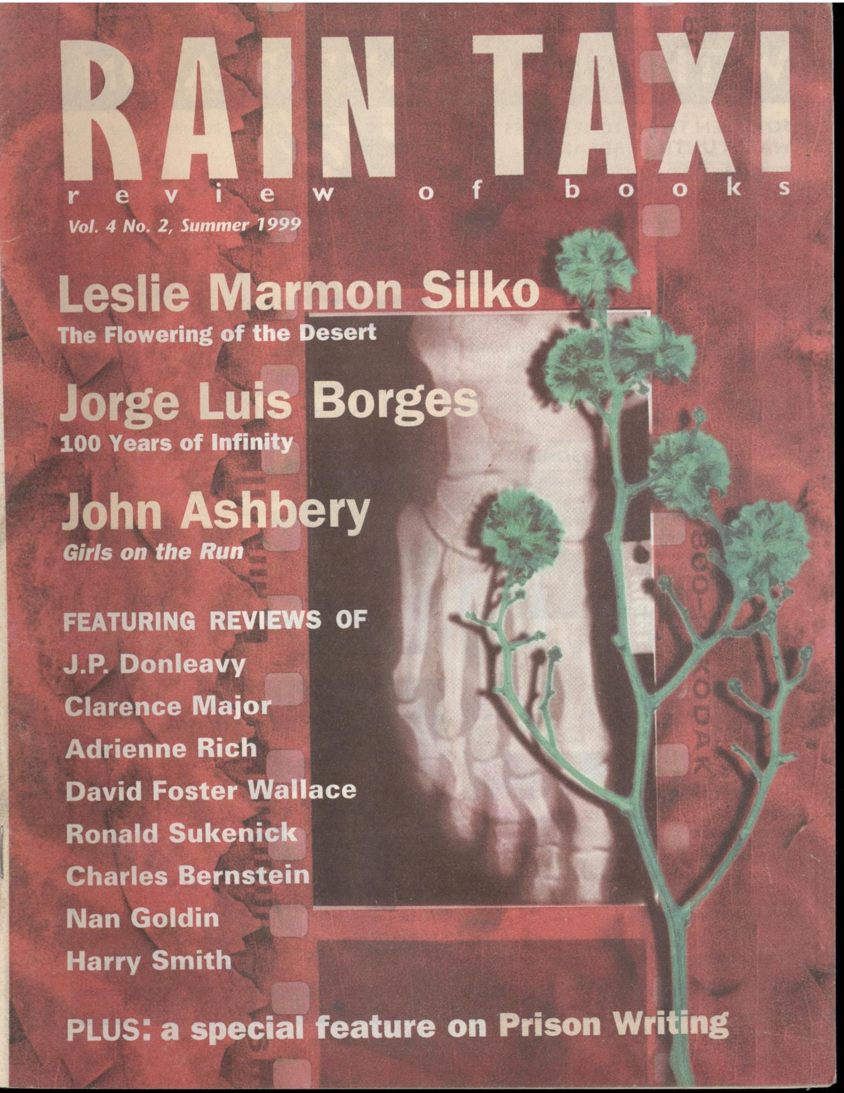 Image for Rain Taxi: Review of Books (9 issues) FIRST EDITION