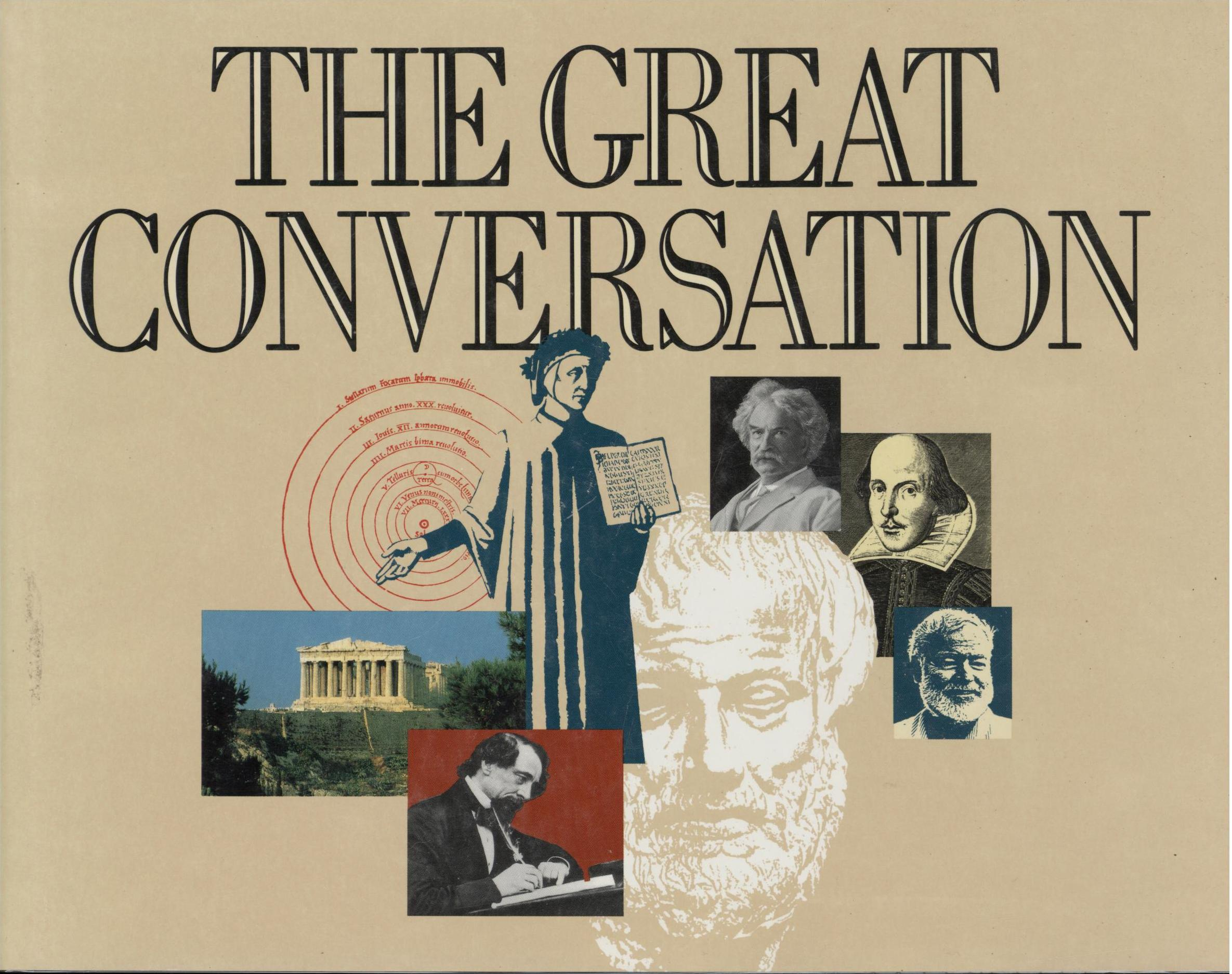 Image for Bookseller Image The Great Conversation: A Reader's Guide To Great Books Of The Western World (Hardcover)