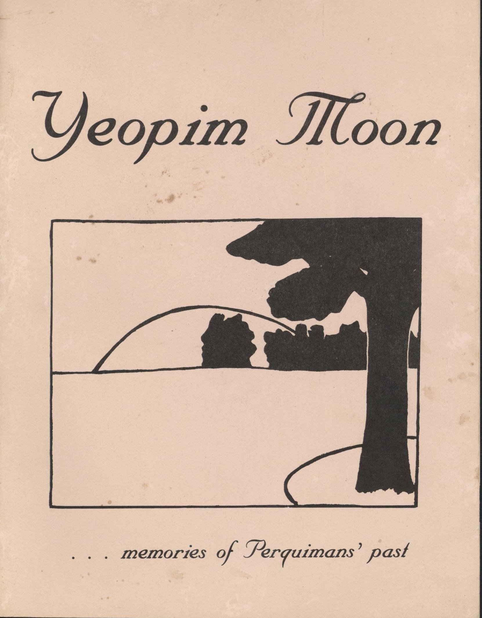 Image for Yeopim Moon (First Edition)