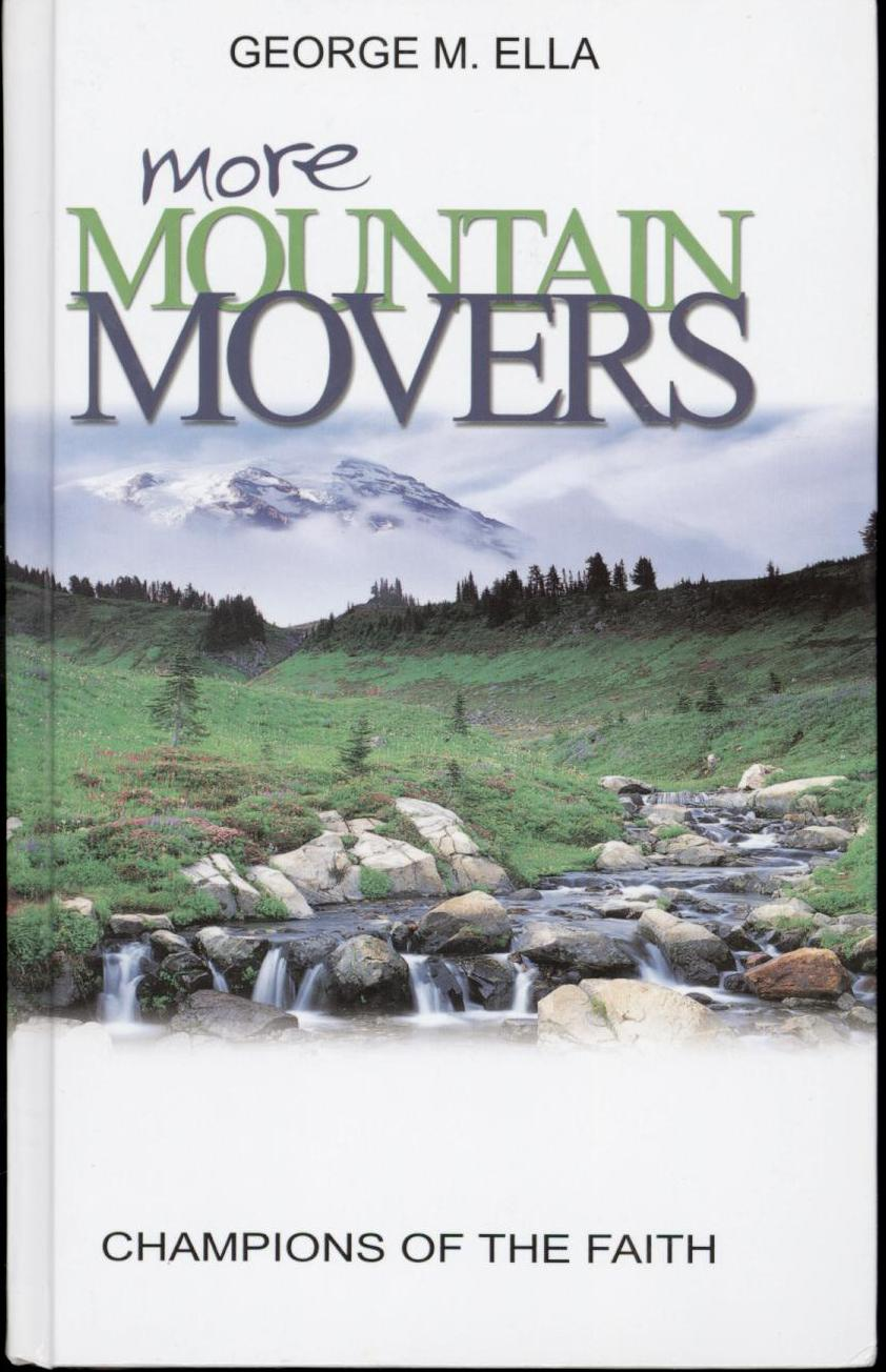 Image for More Mountain Movers: Champions of the Faith (First Edition)
