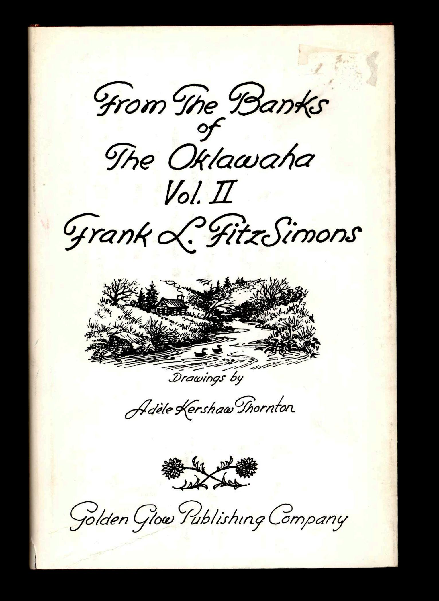 Image for From the Banks of the Oklawaha Vol. II (Signed First Edition)
