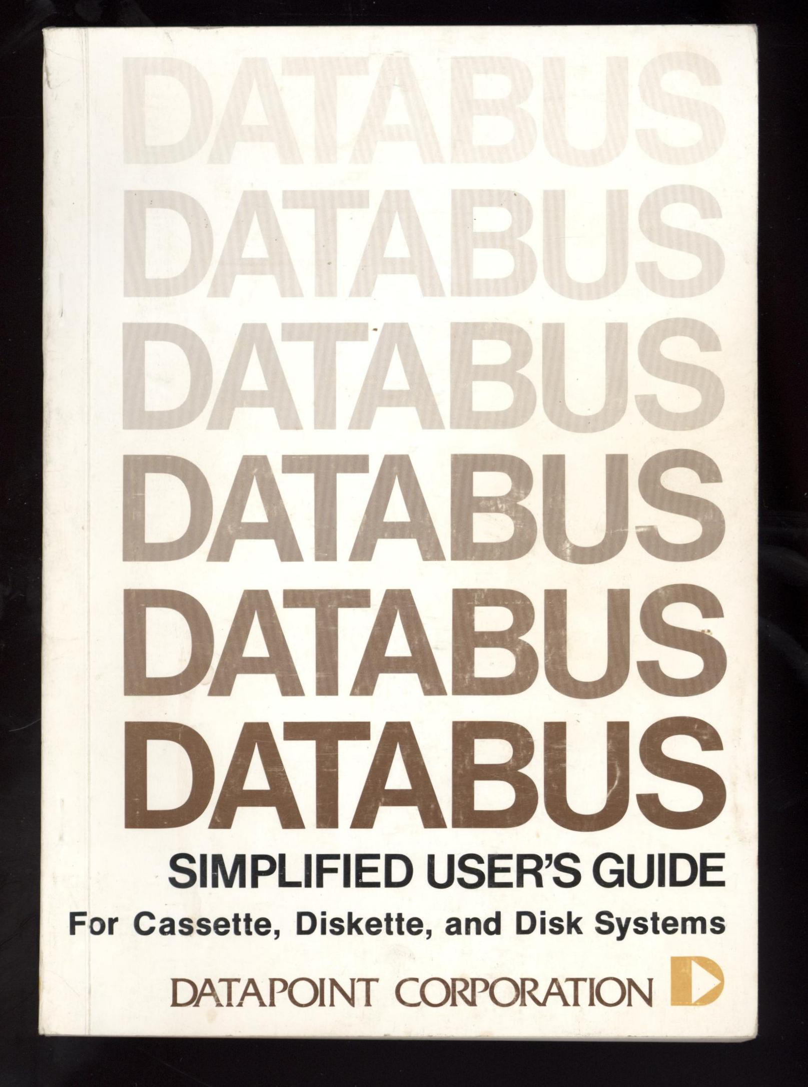 Image for Databus Simplified User's Guide