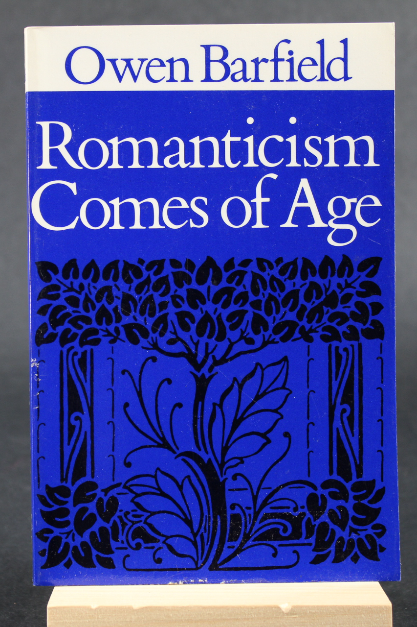 Image for Romanticism Comes of Age (First soft cover edition)