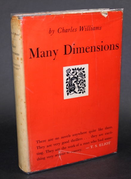 Image for Many Dimensions (First American edition)