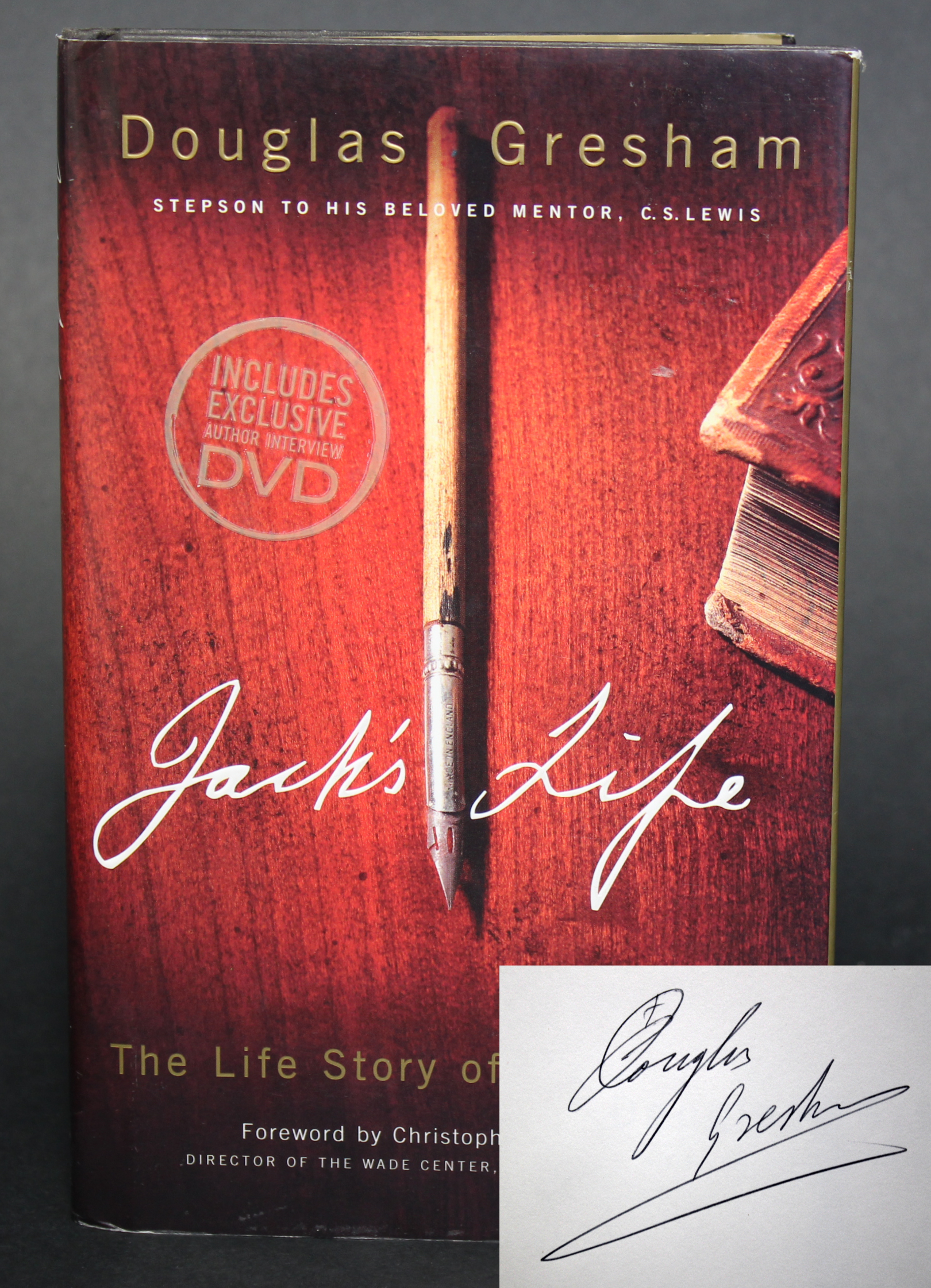 Image for Jack's Life (Signed First Edition-DVD included)