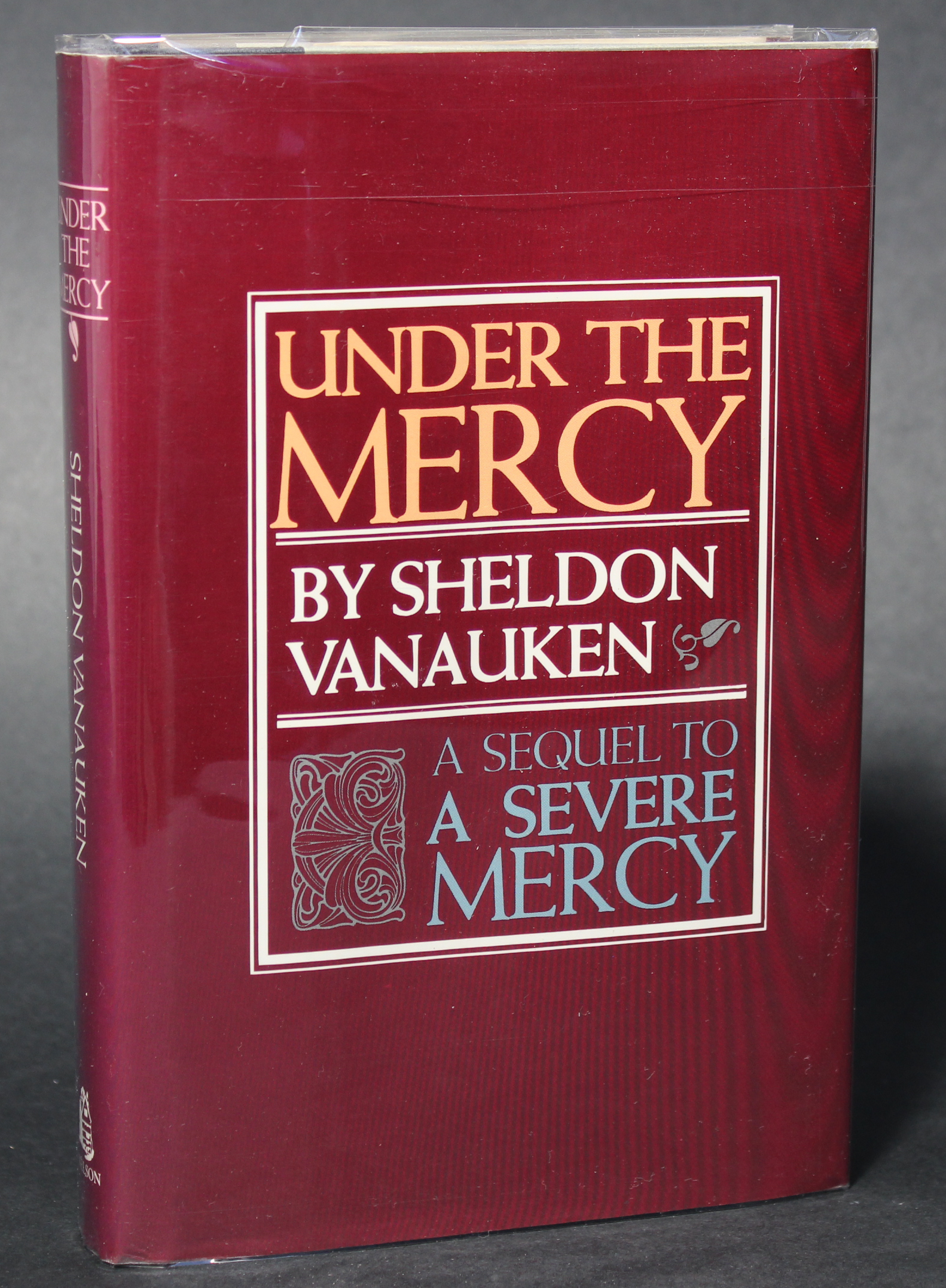 Image for Under the Mercy; A Sequel to A Severe Mercy