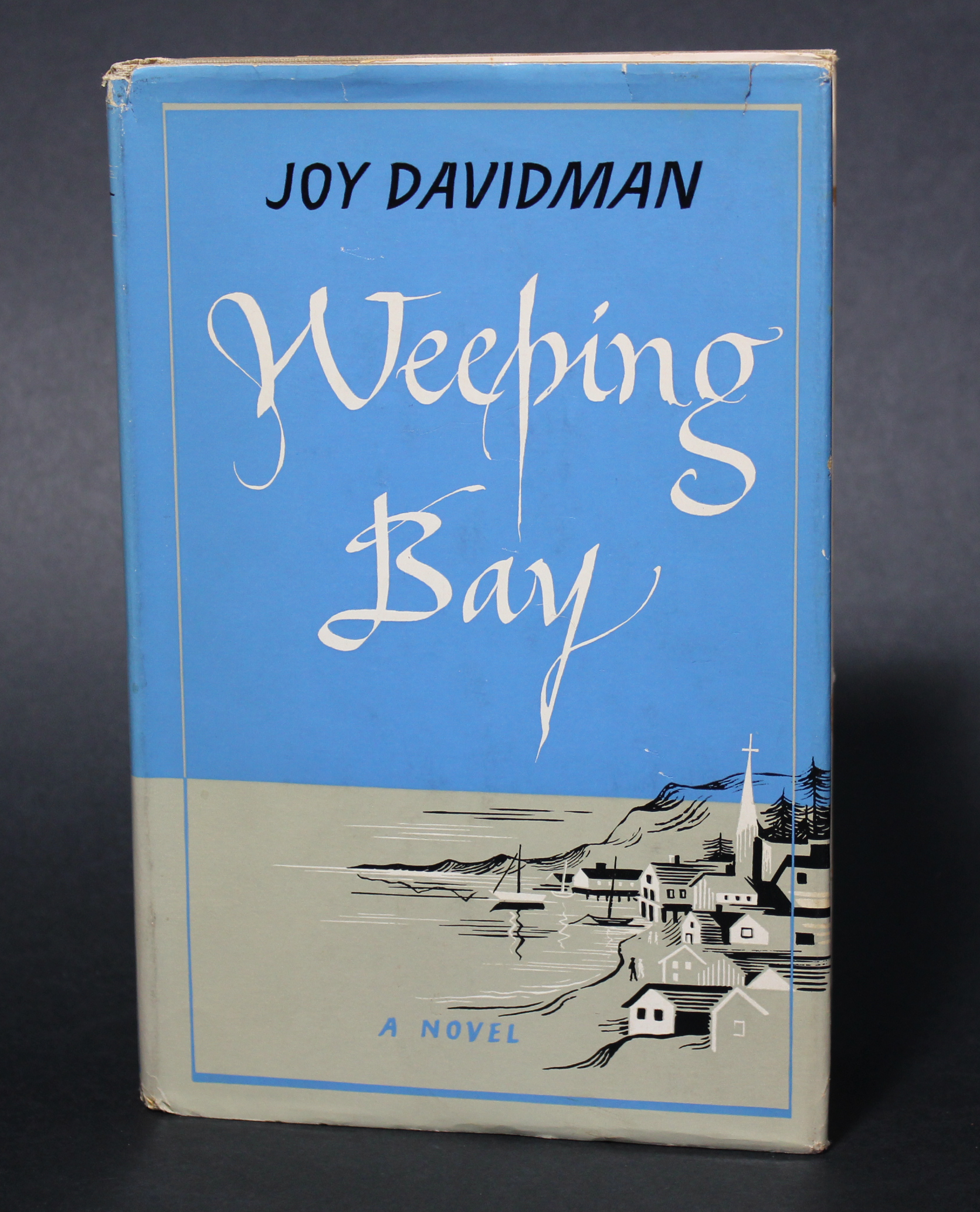 Image for Weeping Bay (First edition)