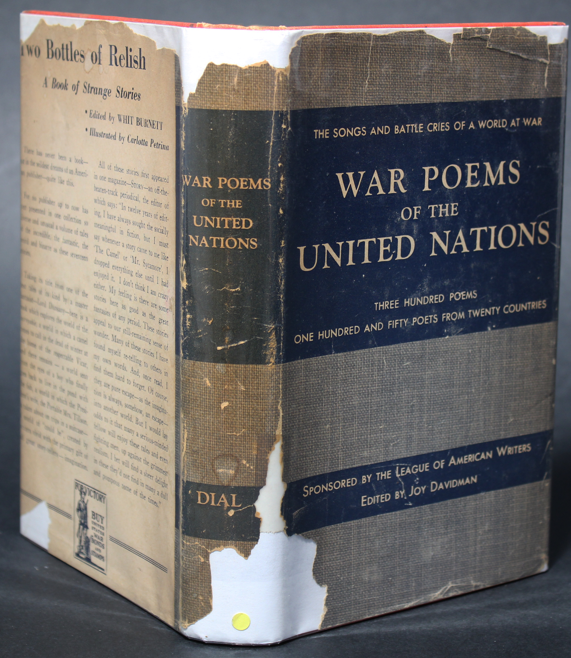 Image for War Poems of the United Nations (First edition)