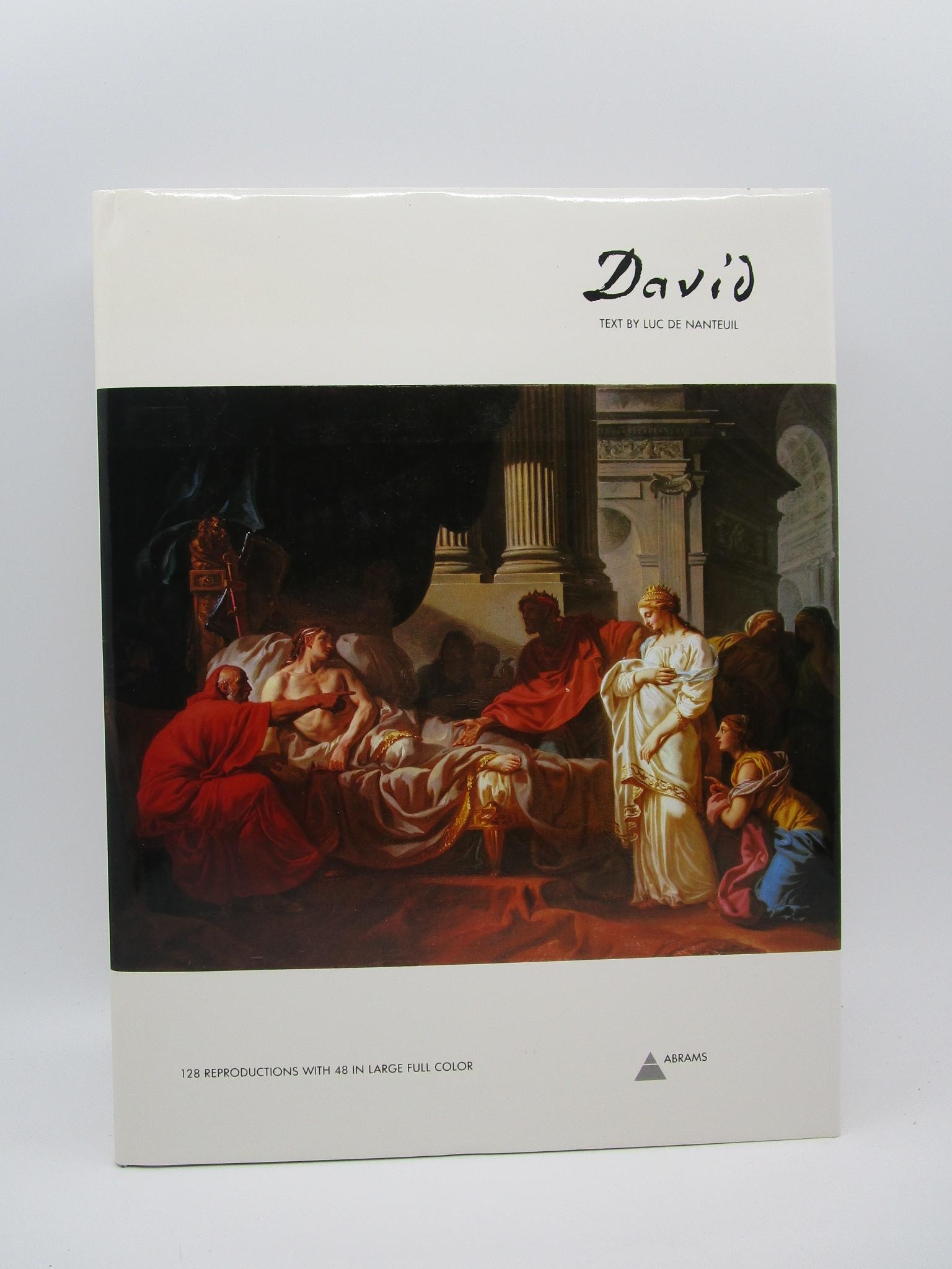 Image for Jacques-Louis David (The Library of Great Painters)