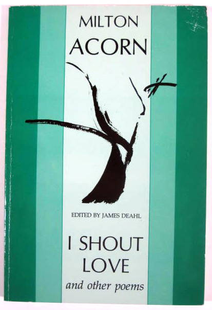 Image for I Shout Love and Other Poems