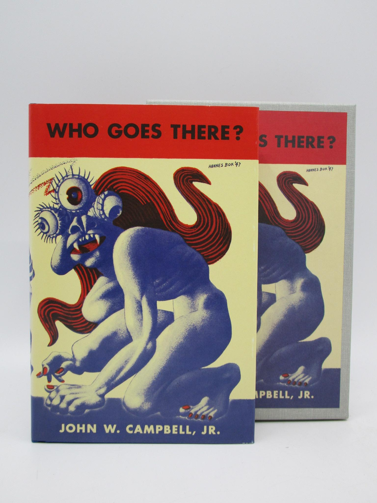Image for Who Goes There? (First edition facsimile)