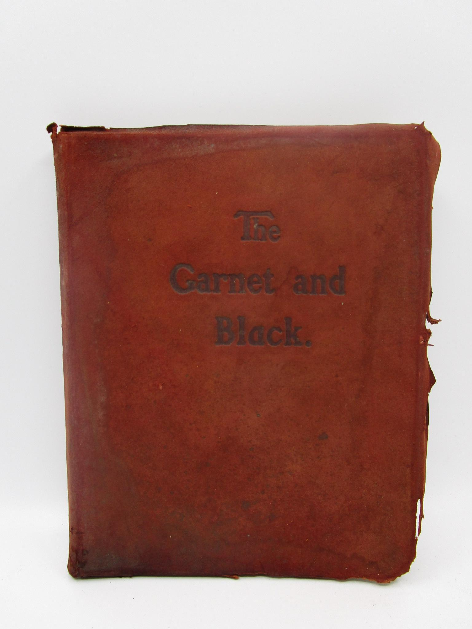 Image for The Garnet and Black Volume V 1903 (First Edition)
