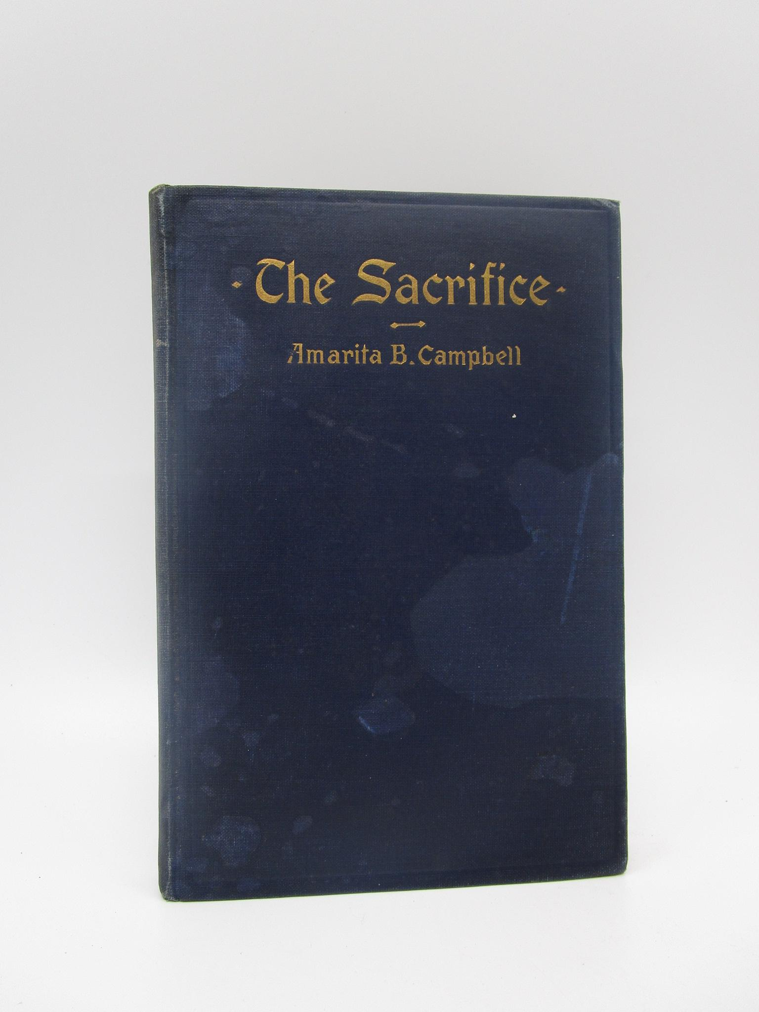 Image for The Sacrifice (First Edition)