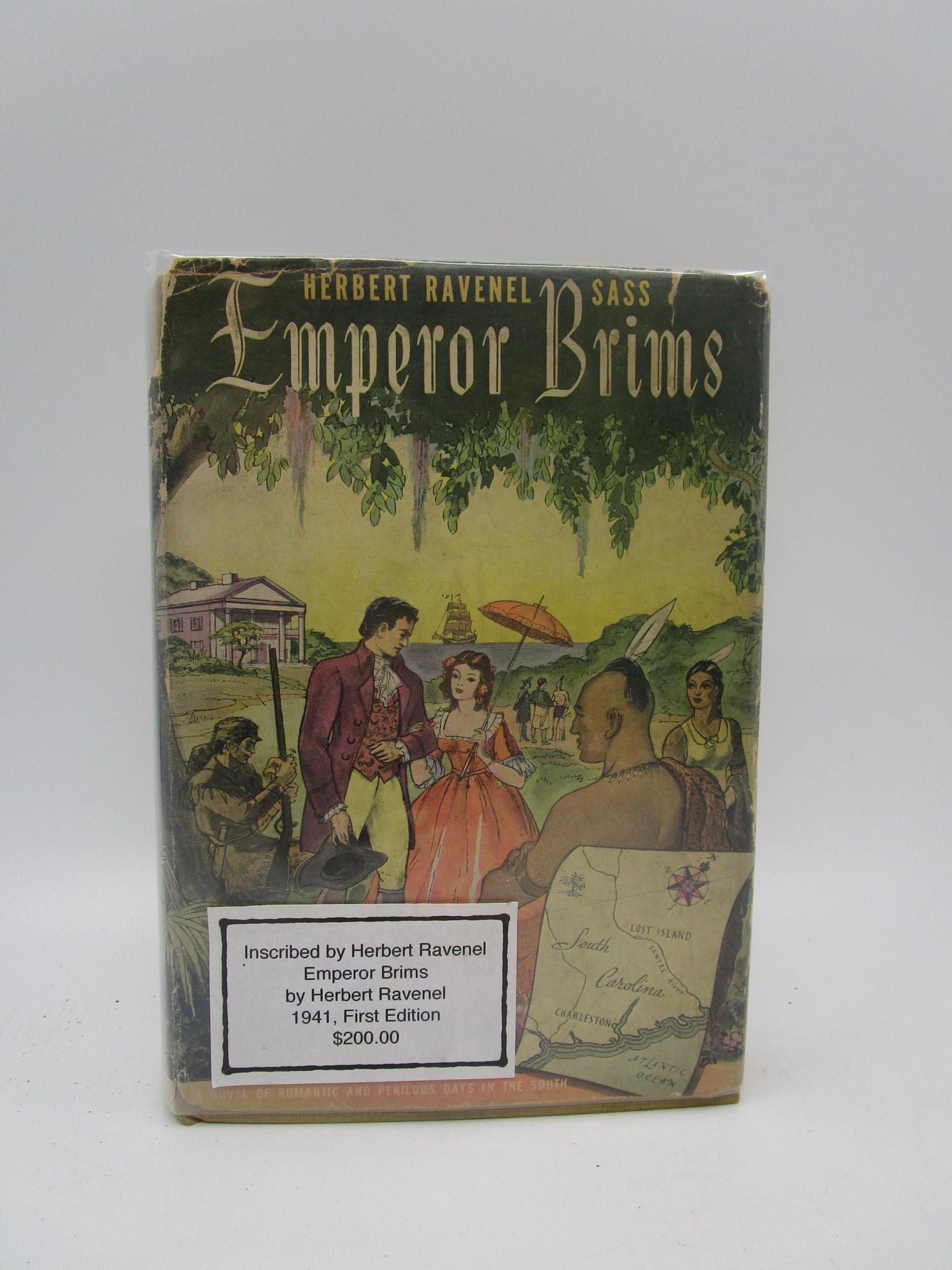 Image for Emperor Brims (Inscribed by author)