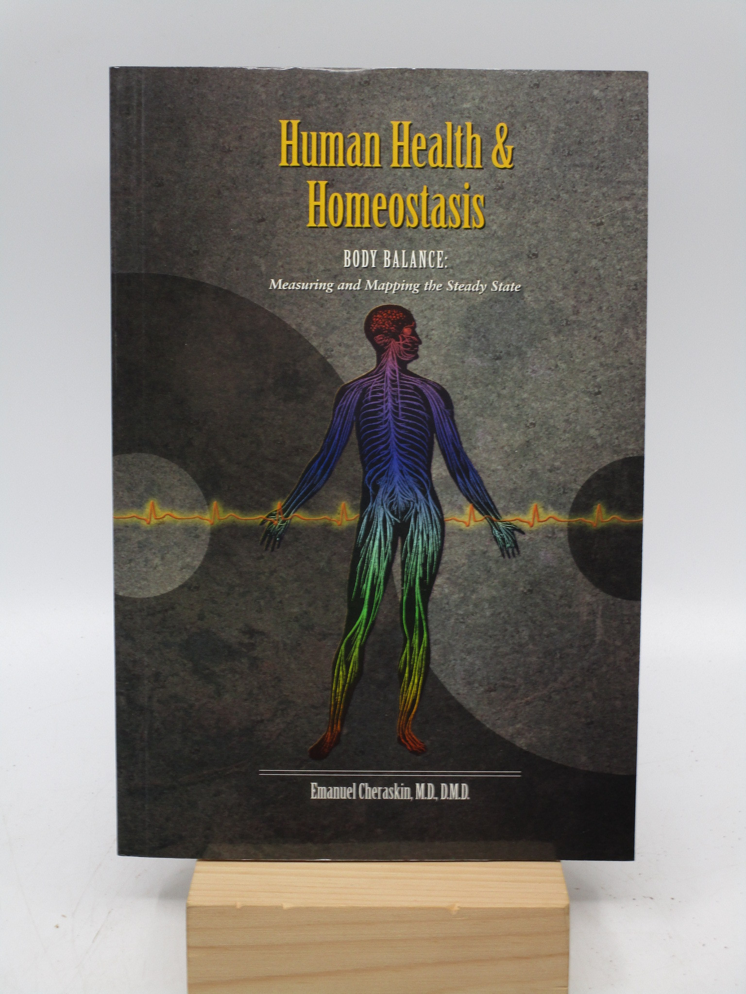 Image for Human Health and Homeostasis: Body Balance, Measuring and Mapping the Steady State