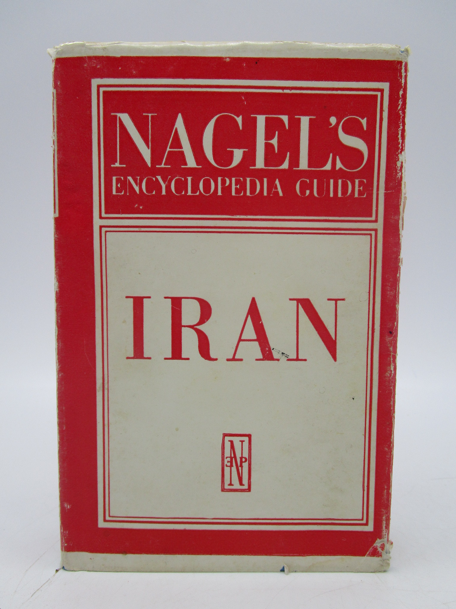 Image for Nagel's Encyclopedia Guide: Iran