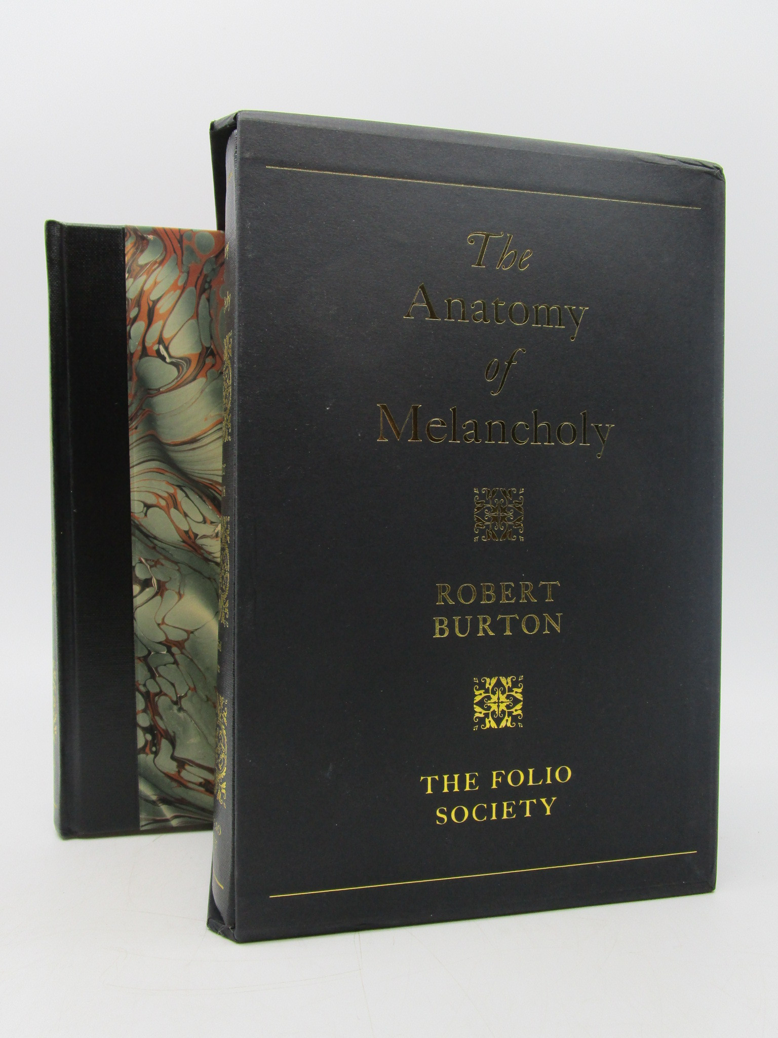 Image for The Anatomy of Melancholy (Three Volume Set: The First Partition, The Second Partition, The Third Partition)