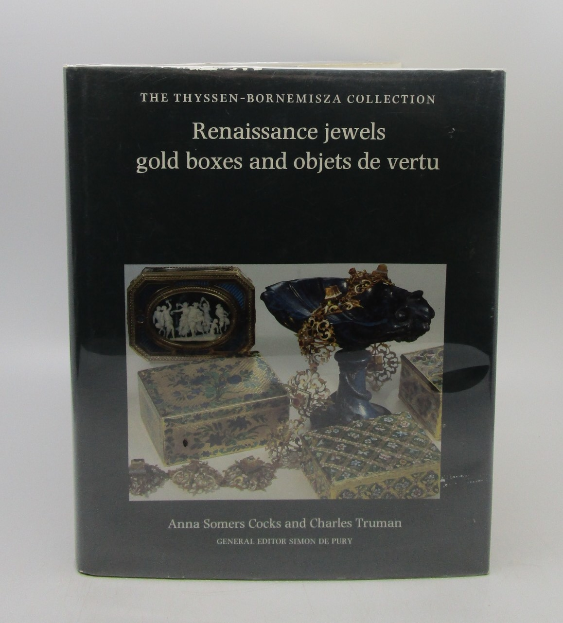 Image for Renaissance Jewels, Gold Boxes and Objets De Vertu: The Thyssen-Bornemisza Collection (First Edition)