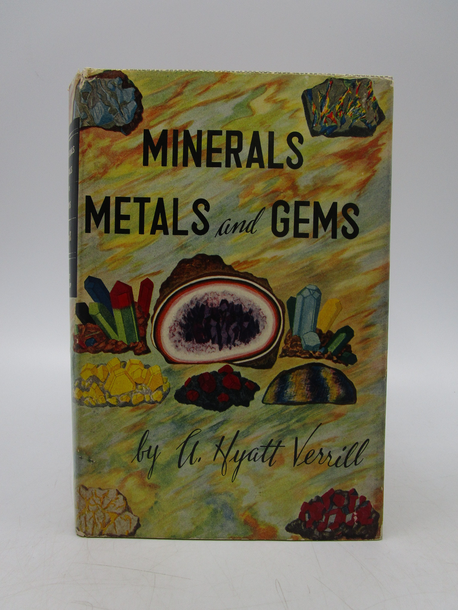 Image for Minerals, Metals and Gems