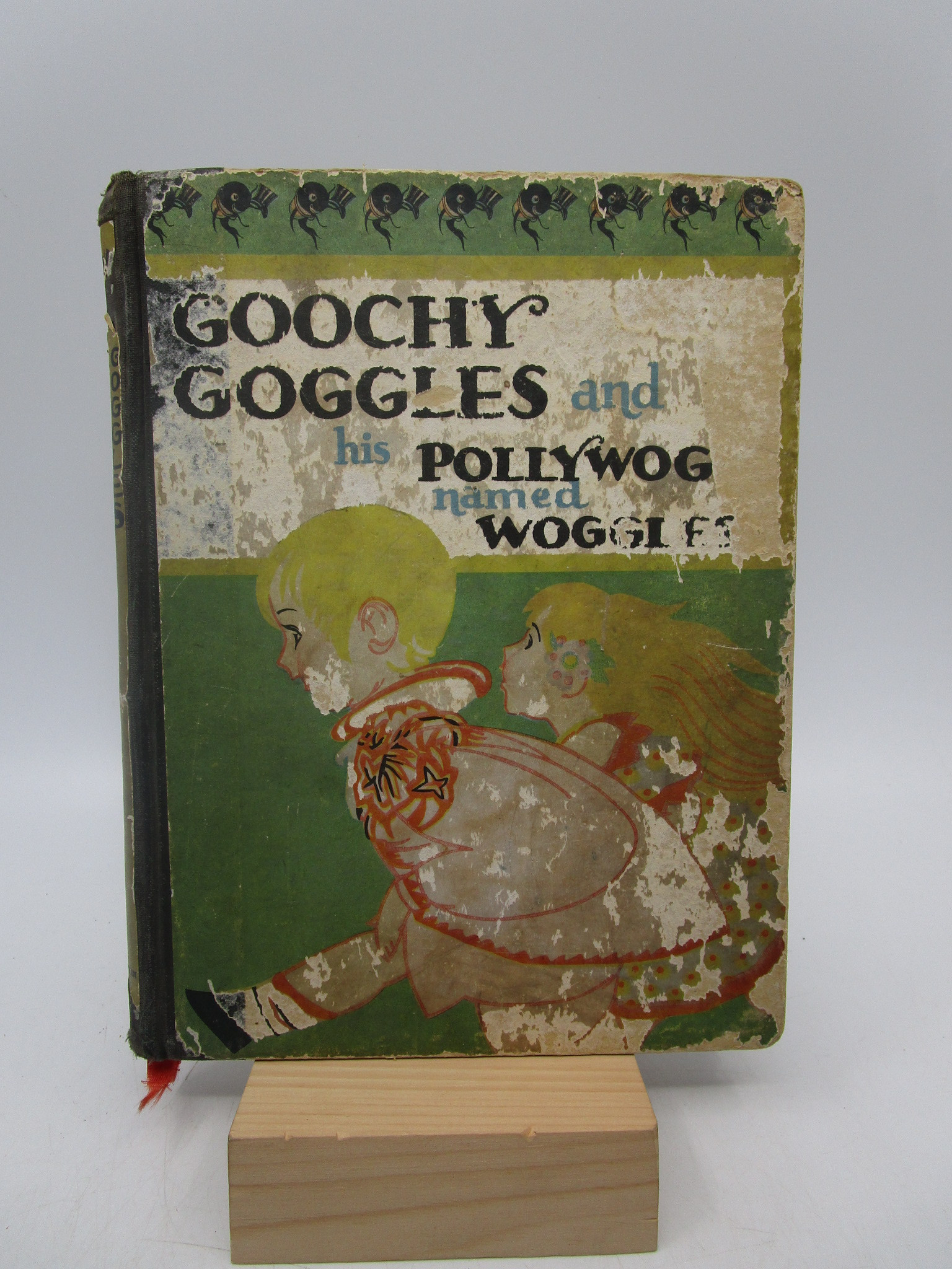 "Image for The Rhymes of Goochy Goggles and his Pollywog named ""Woogles"" (Signed Limited Edition)"