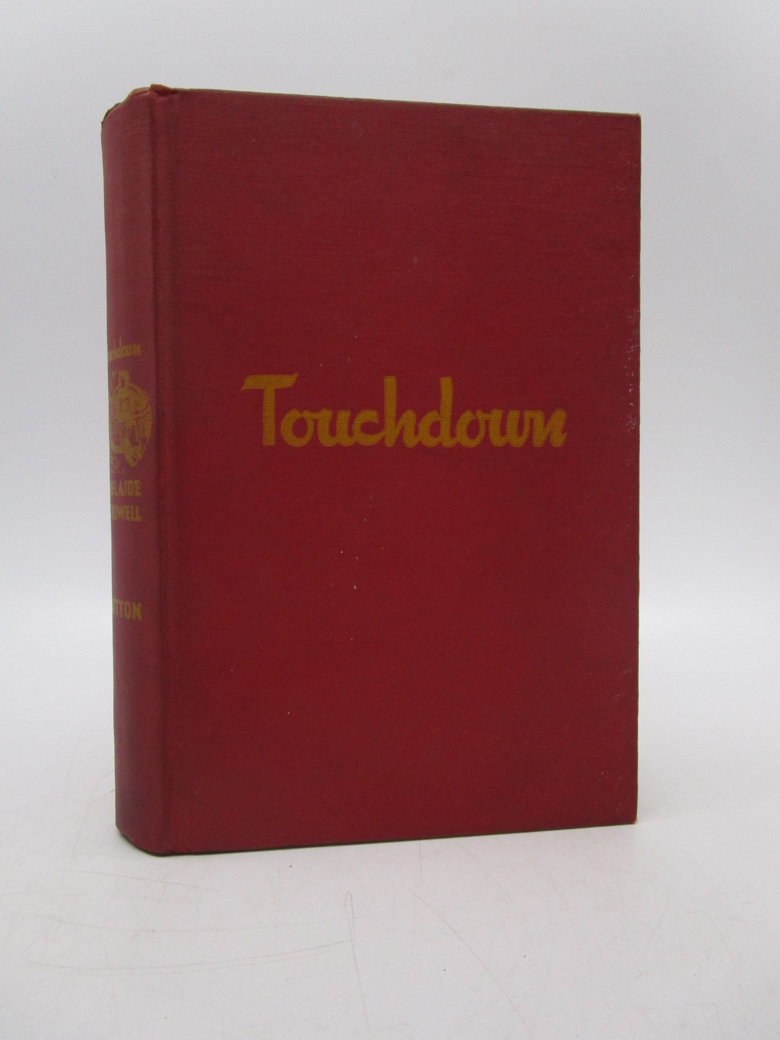 Image for Touchdown (First Edition)