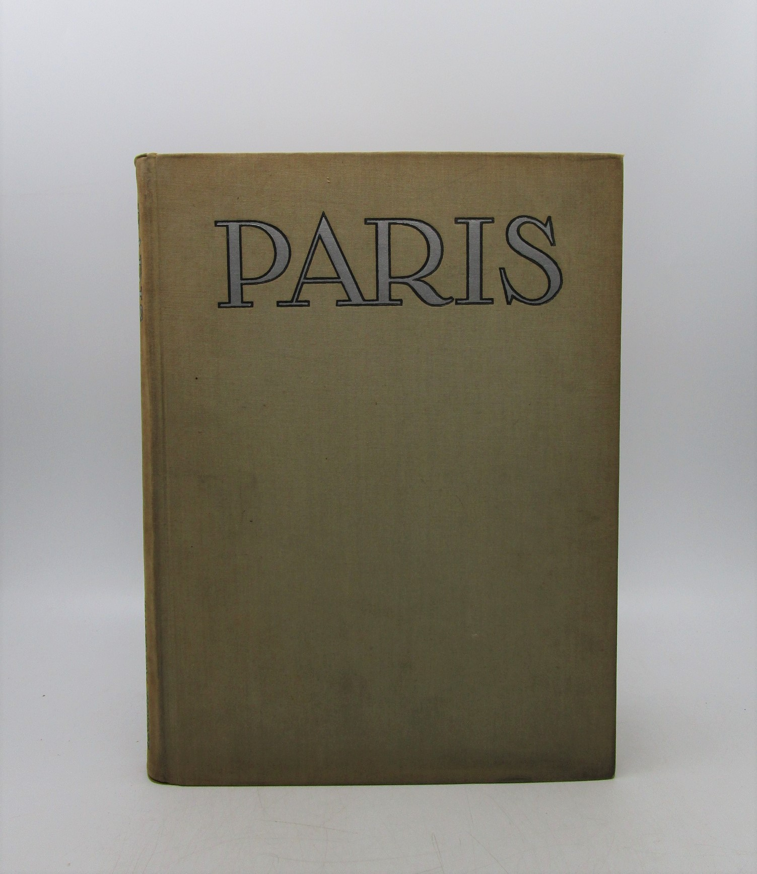 Image for Paris (First American Edition)