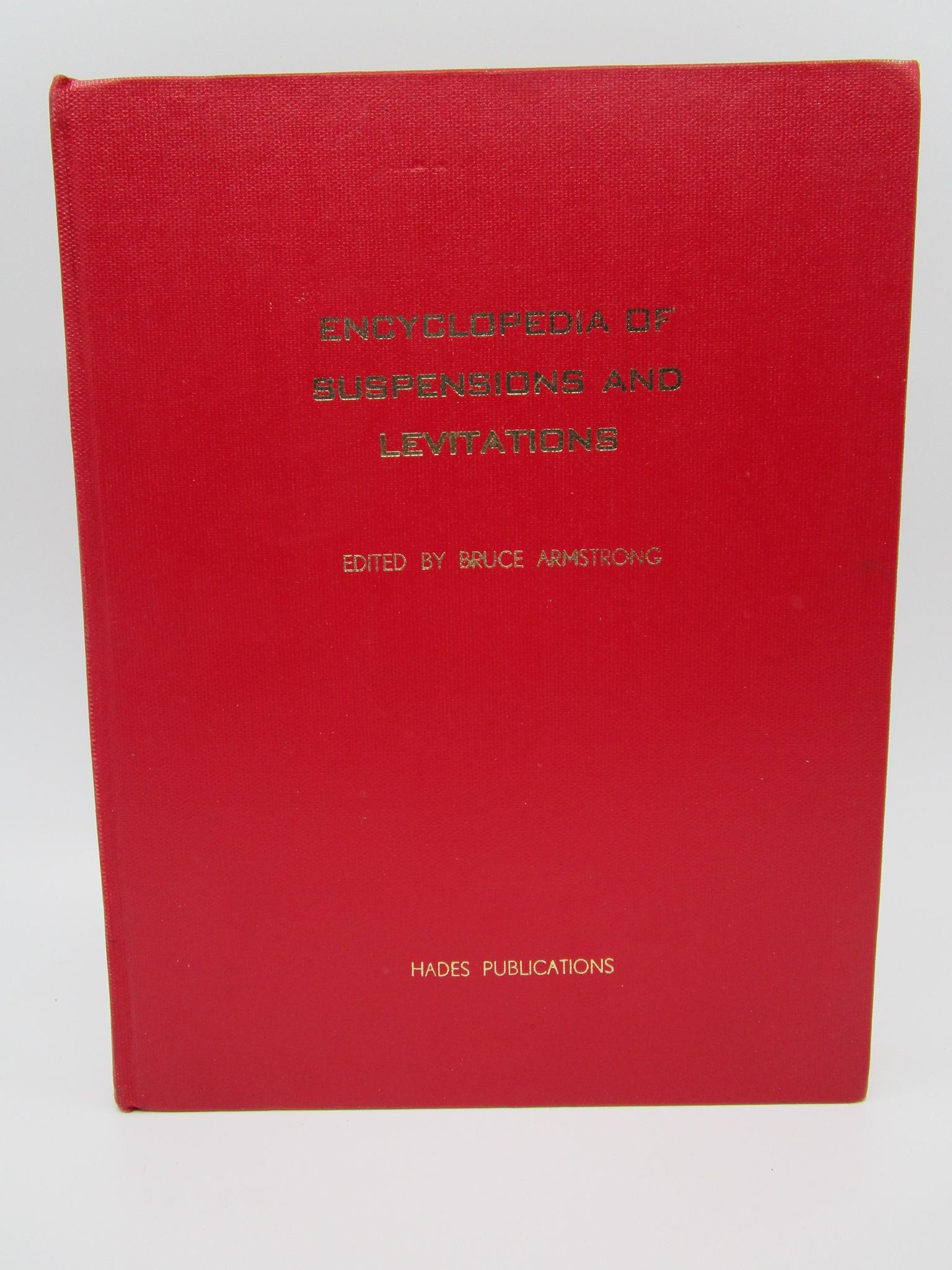 Image for Encyclopedia of Suspensions and Levitations
