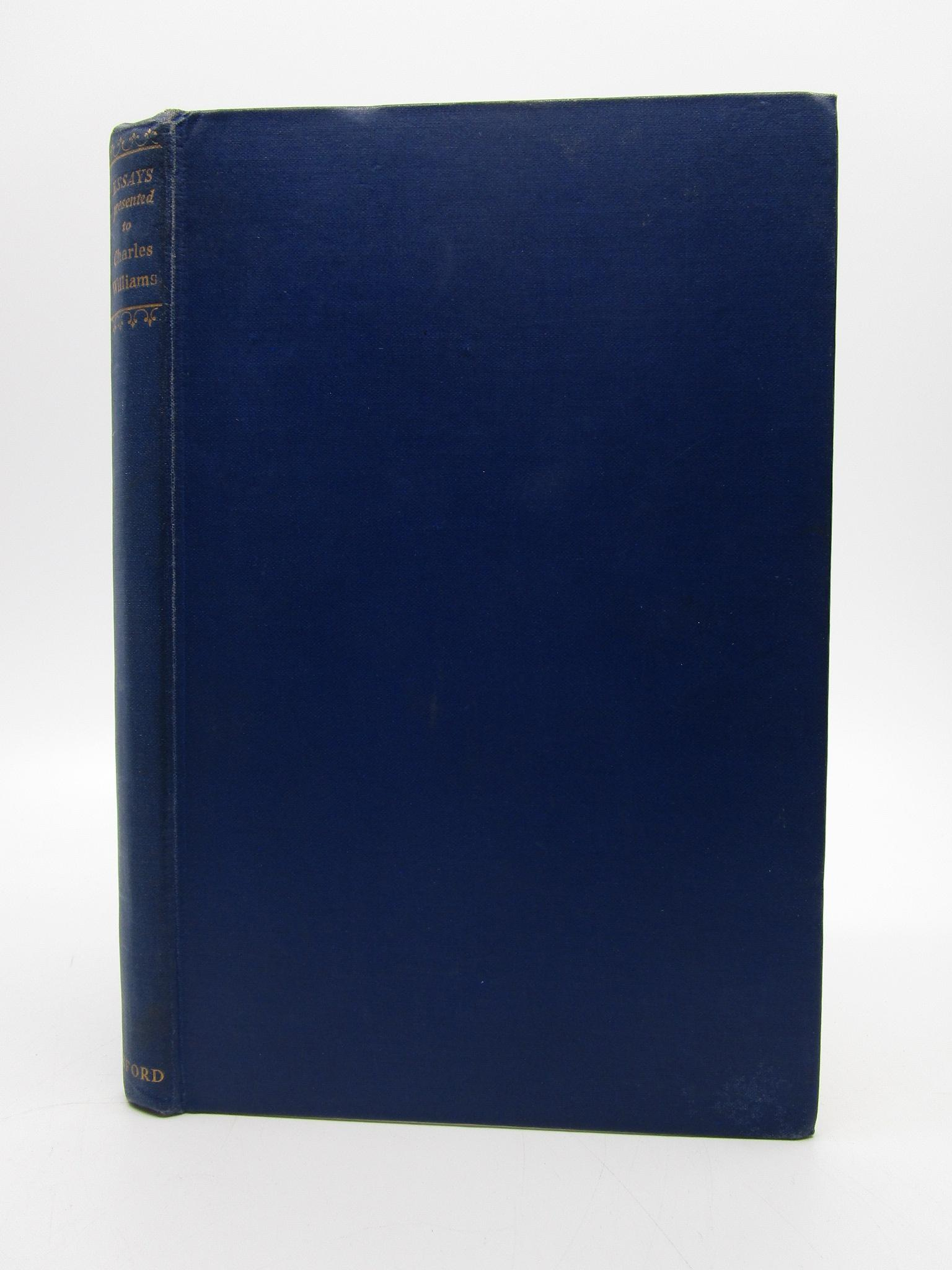 Image for Essays Presented to Charles Williams (First edition)