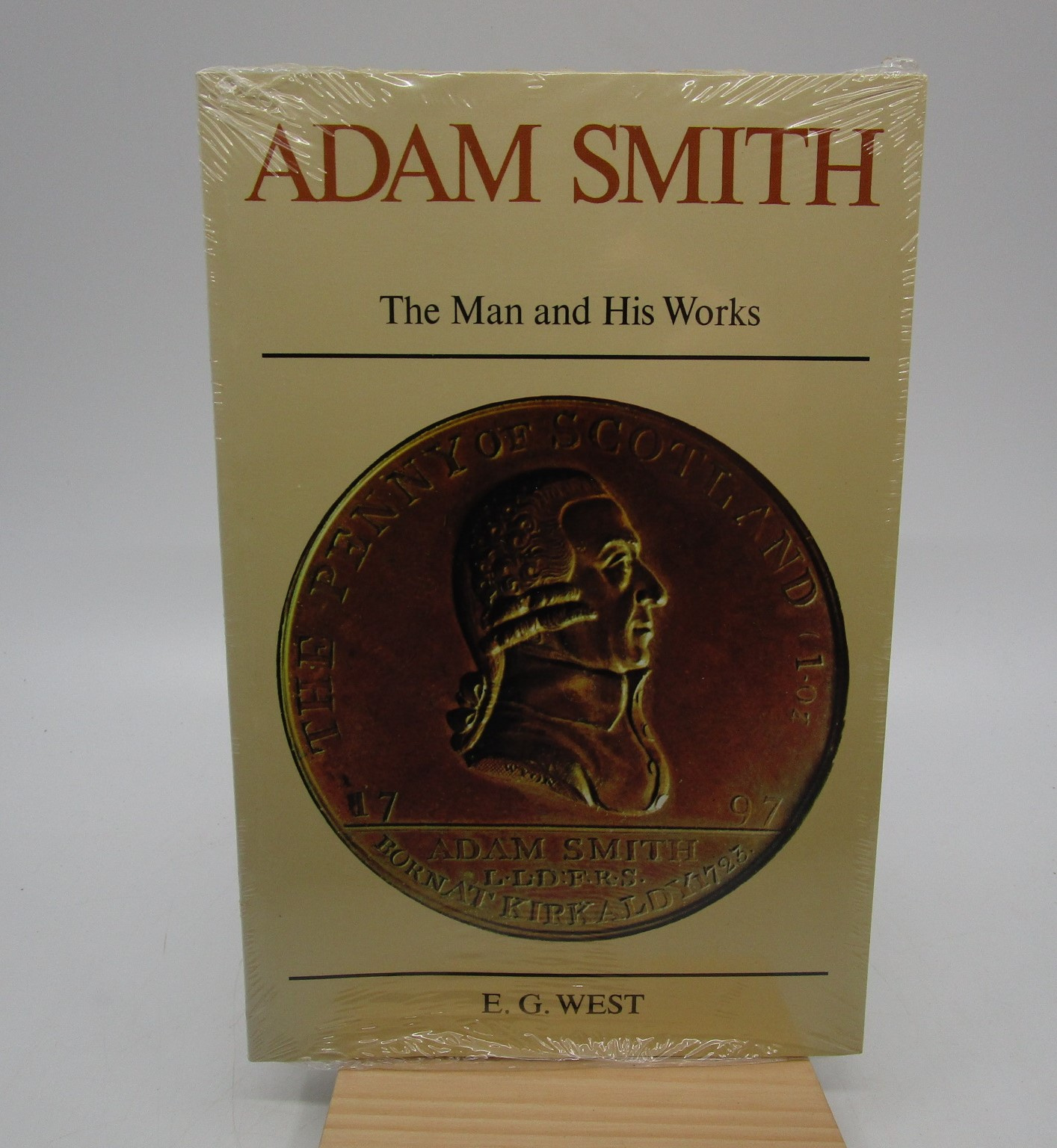 Image for Adam Smith: The Man and His Works (New)