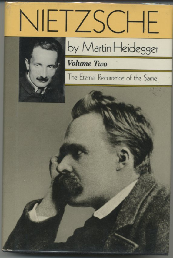 Image for Nietzsche: The Eternal Recurrence of the Same (Nietzsche)