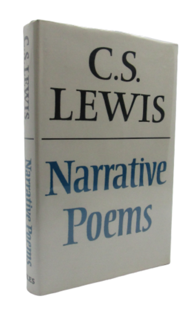 Image for Narrative Poems (first edition)